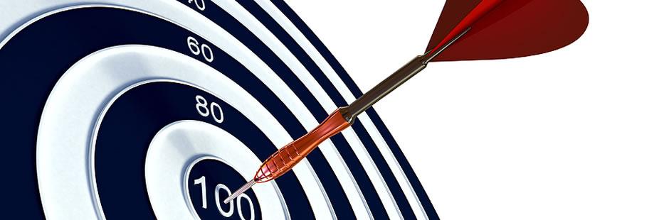 bigstock_Success_target_16975154